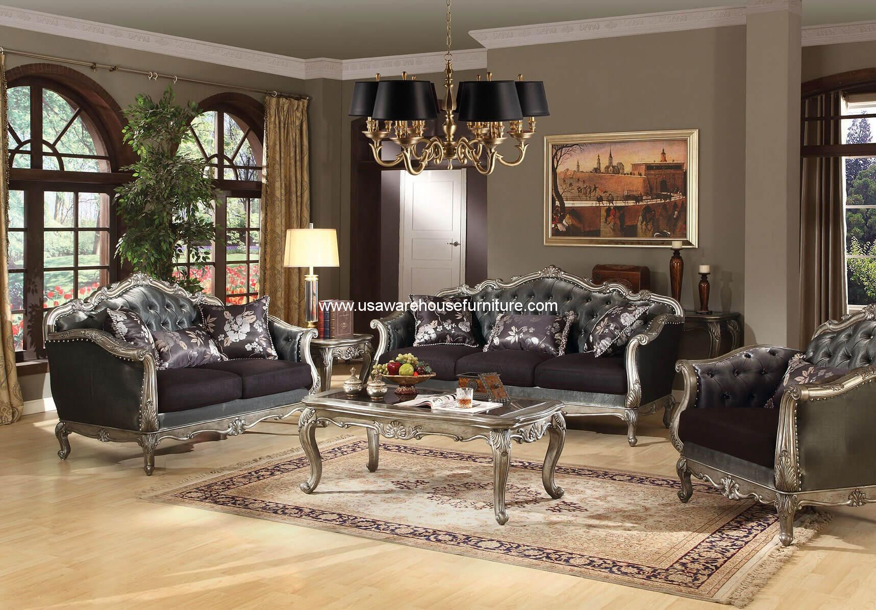 french living room furniture sets - nakicphotography
