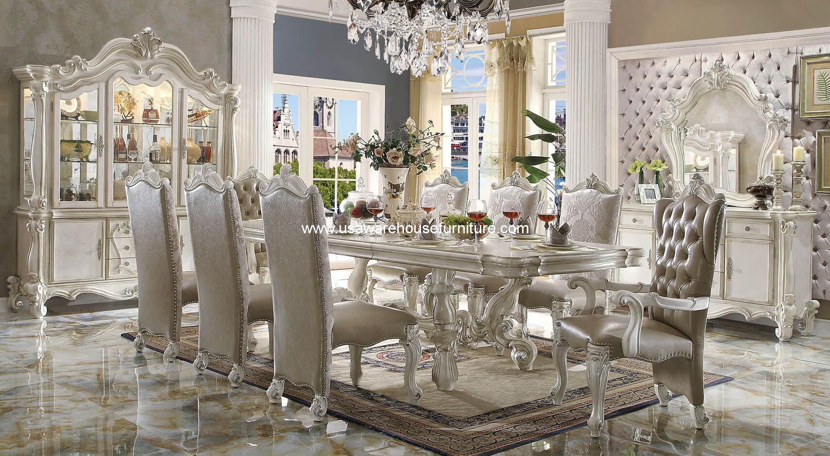 Vendome Gold Living Room Furniture Collection Moreover Black Bedroom