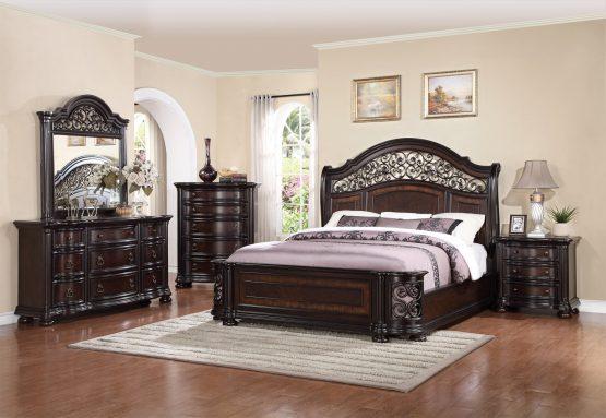 Allison B366 Bedroom Set