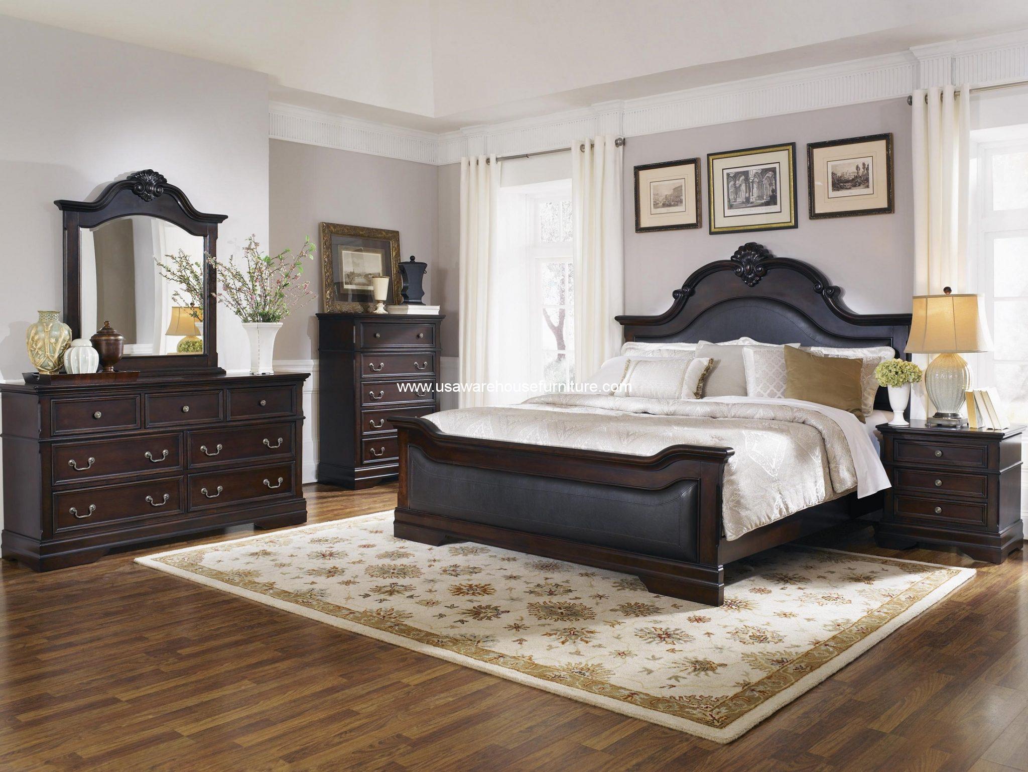 Cambridge Upholstered Panel Bedroom Set 203191 Coaster Furniture Usa Warehouse Furniture