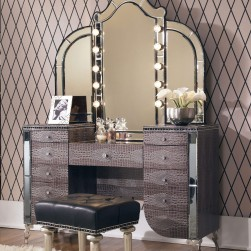 Hollywood Swank Amazing Gator Vanity