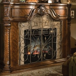 Windsor Court Fireplace