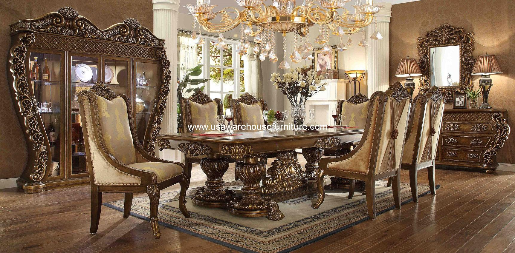 11 Piece Vienna European Dining Set Hd 8011 Usa
