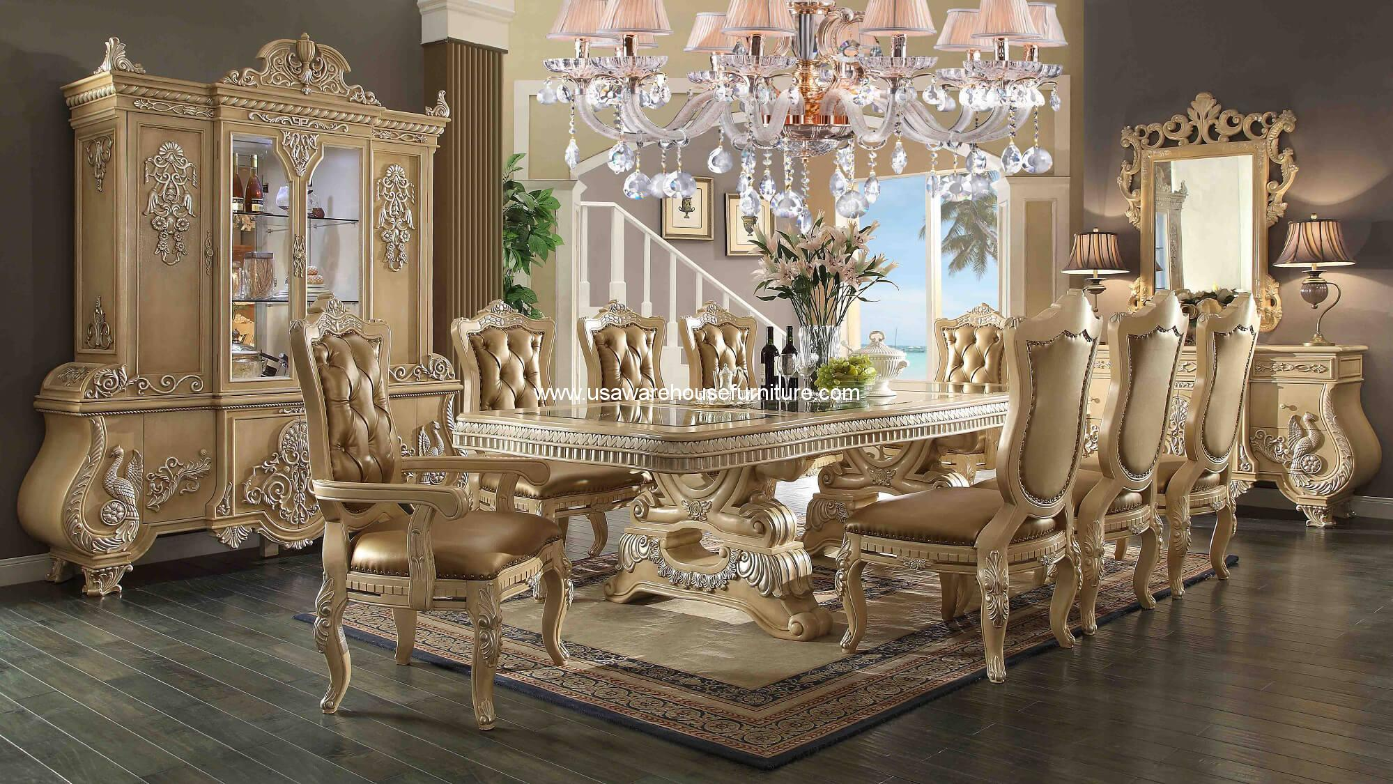Victorian Style Dining Sets - Dining room ideas