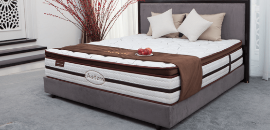 Aston Pocket Coil Mattress