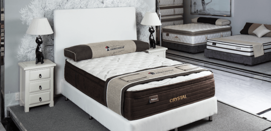 Americanstar Crystal Mattress