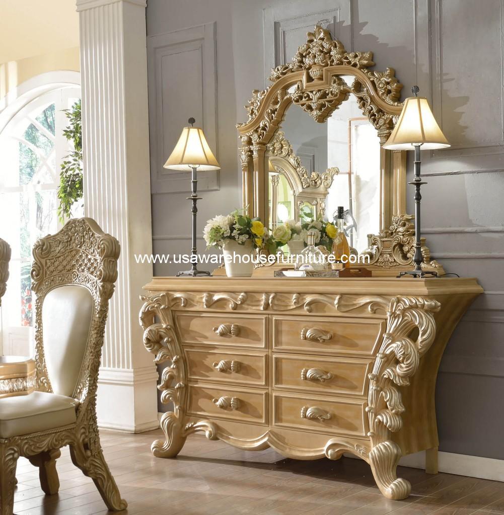 homey design HD-7012 Buffet Cabinet