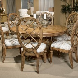 Excursions 7 Piece Round Dining Set