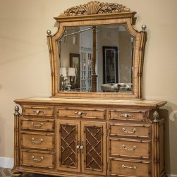 Excursions Drawer Dresser With Mirror