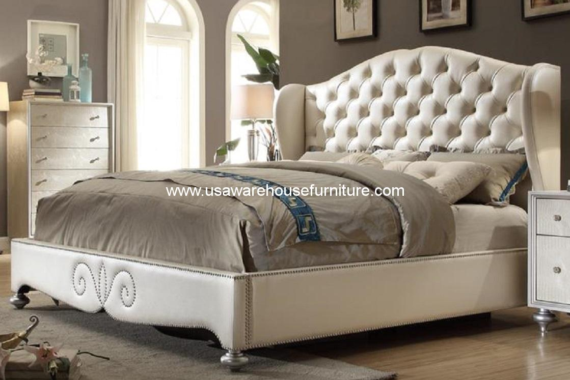 Paris Shelter Pearl Bed