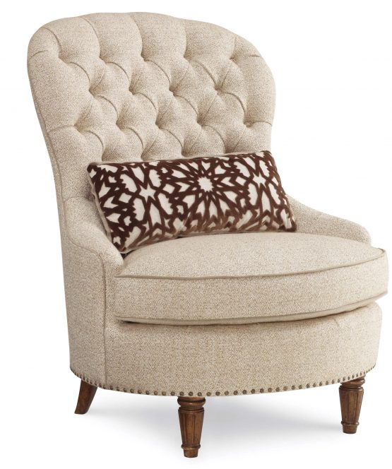 Collection One Christiansen Tufted Accent Chair