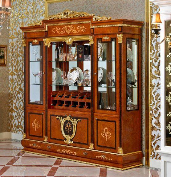 Empire European Bar Cabinet