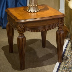 Michael Amini Adrianna End Table