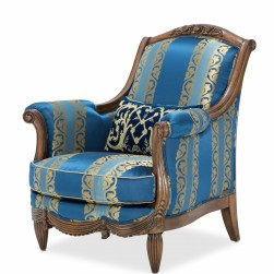 Michael Amini Adrianna Matching Chair