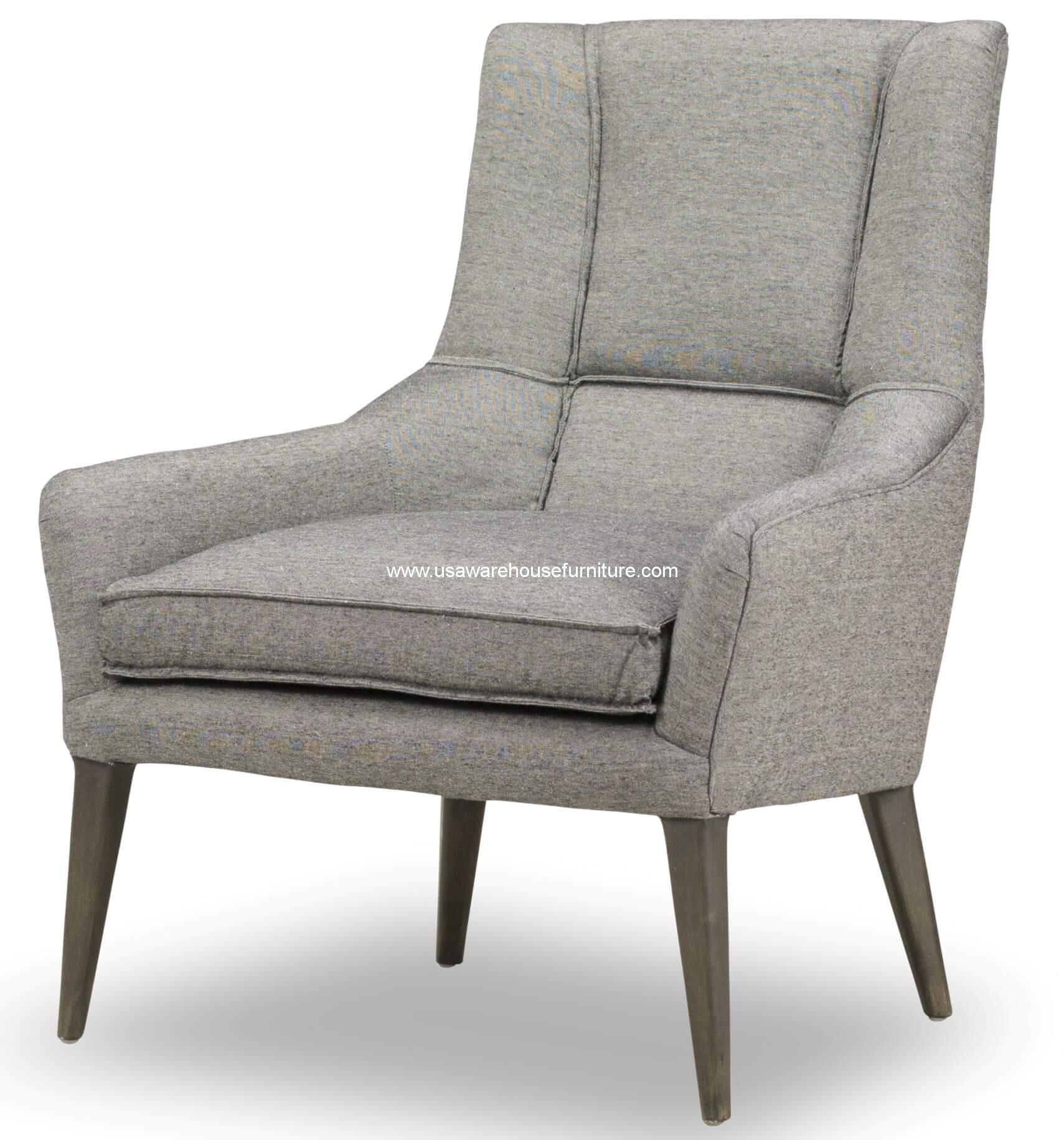 Peach Colored Accent Chair: Peach Salon Chair Marlin Silver WC-F-SE12020-10