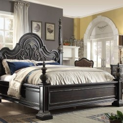 4 Piece B5189 Florence Poster Bedroom Set