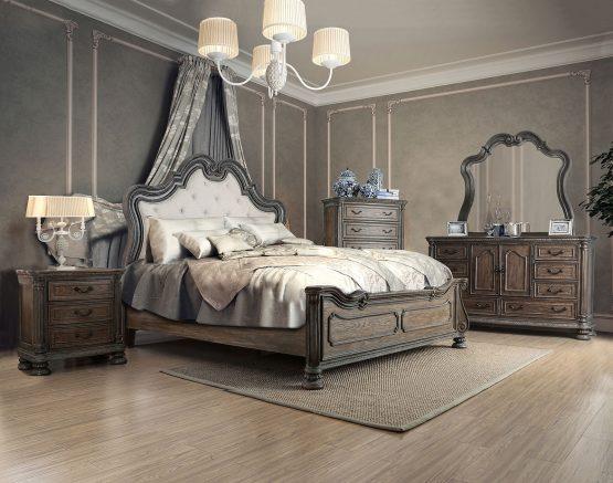 Furniture of America Ariadne Bedroom Set