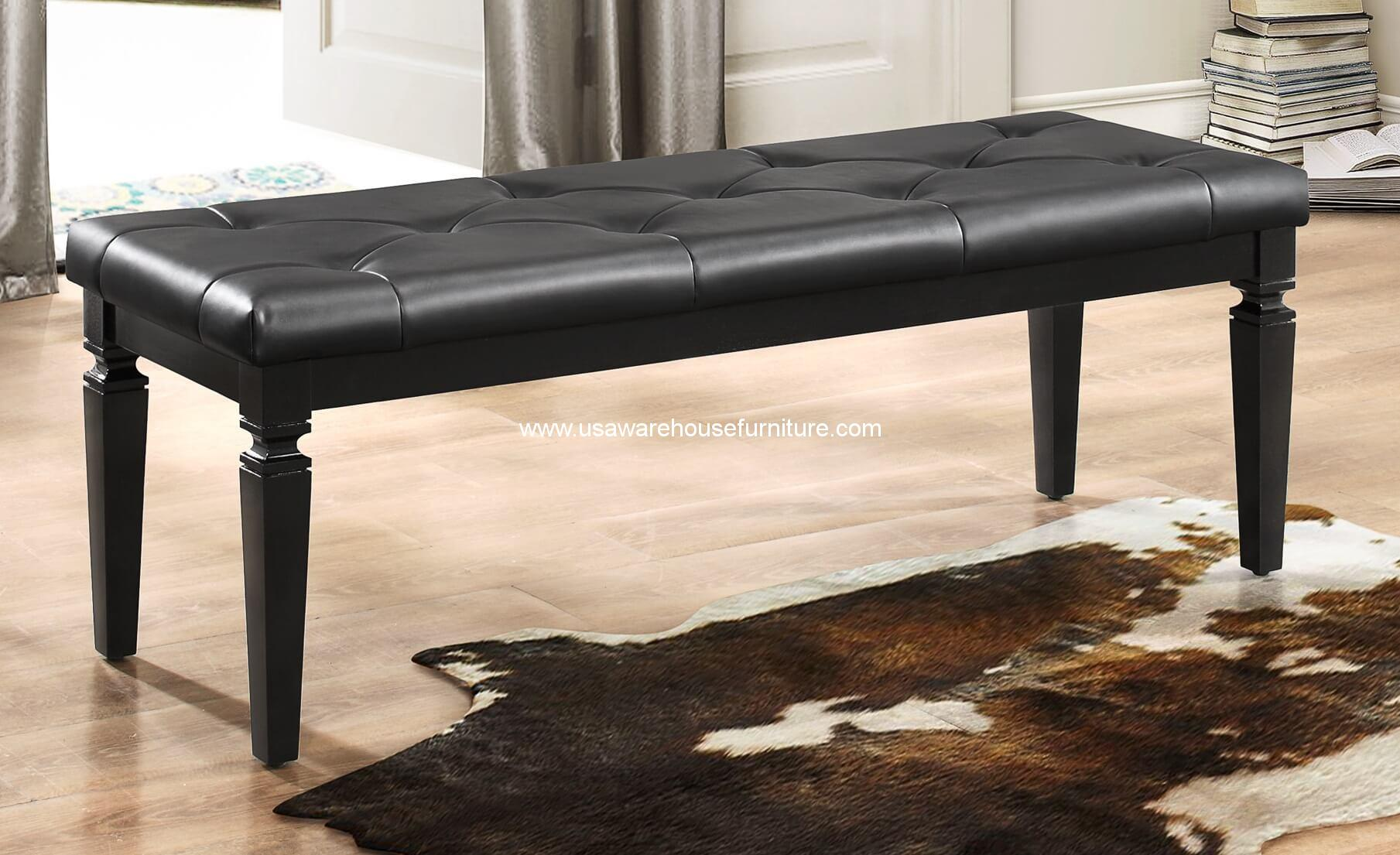Allura Bed Bench Usa Warehouse Furniture