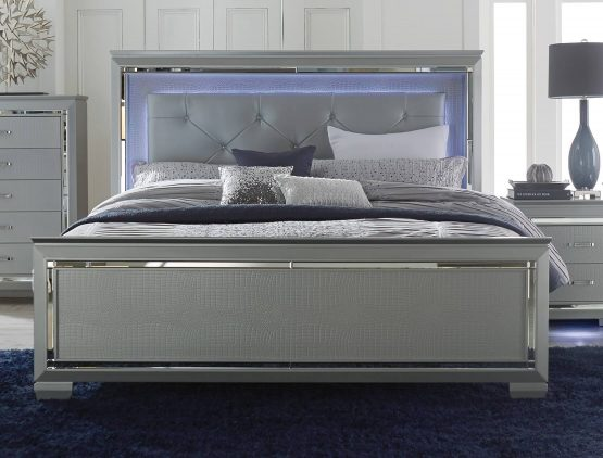 Allura LED Bed