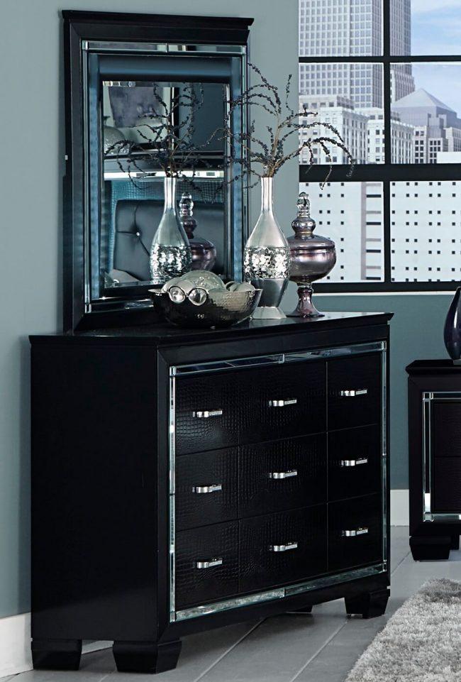 Allura Nine Drawer Dresser