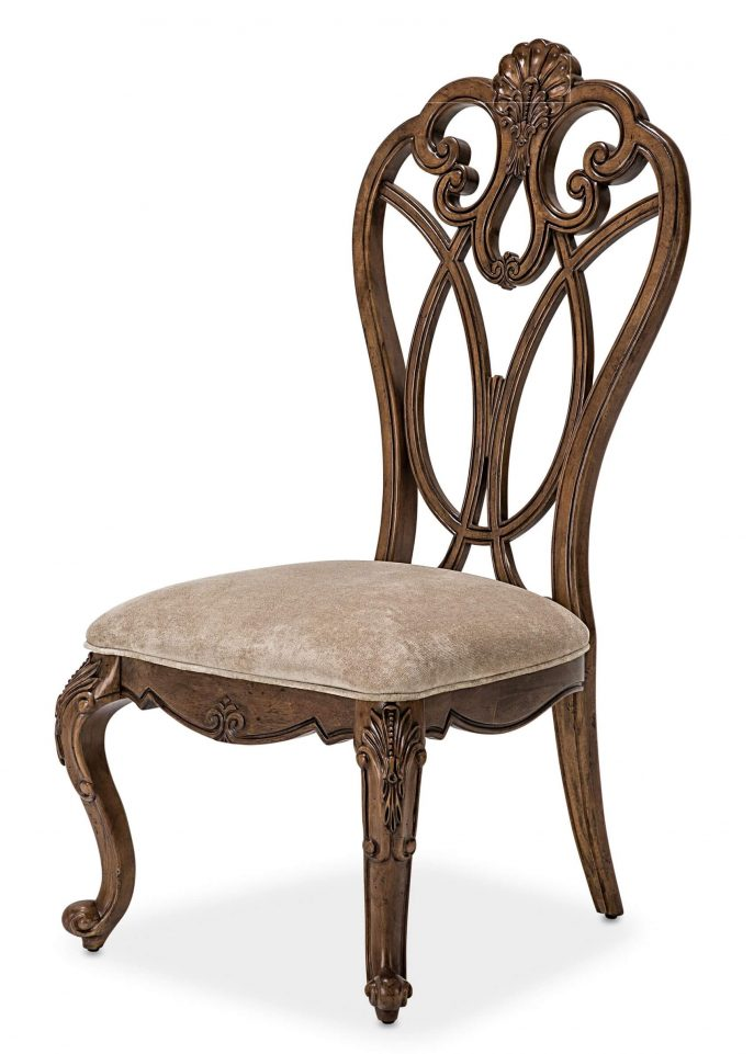Michael Amini Eden's Paradise Dining Side Chair