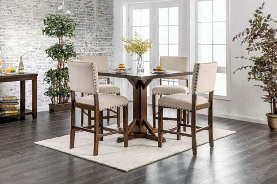 Glenbrook Industrial Counter Height Dining Set