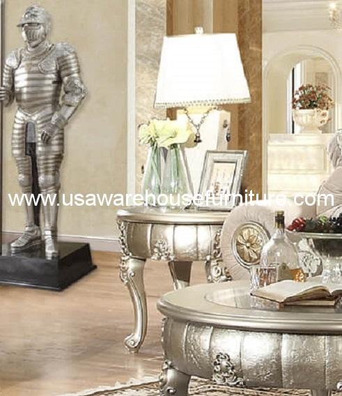 Homey Design HD-1560 End Table