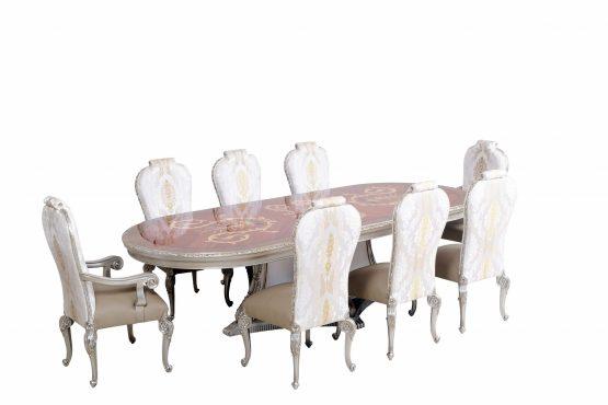 9 Piece Bellagio Dining Set
