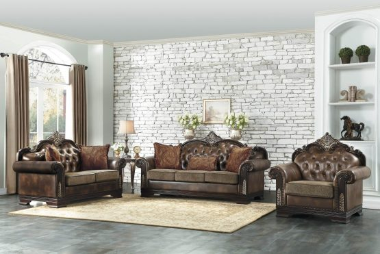 Croydon Sofa Set